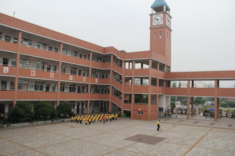 校园内景2